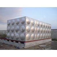无焊接组合水箱(不锈钢无焊接水箱)
