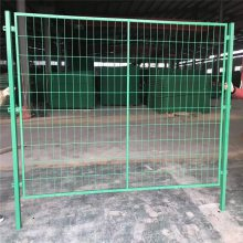围山护栏网厂家 双边丝护栏网多少钱 公路隔离栅