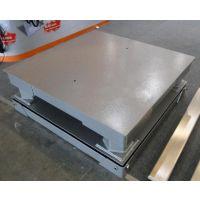 固原市地磅厂家3吨不锈钢平台秤SCS