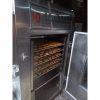 华钢厂家特供专业烟熏豆腐干机器,小型号熏干机,电加热豆腐干烟熏机