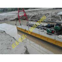 供应河南南阳6寸泵小型绞吸式抽沙船的配置参数
