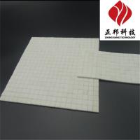 江西赣州水泥厂专用高纯氧化铝陶瓷片 耐磨陶瓷片施工