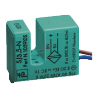 一级代理倍加福P+F 电感式接近开关 SJ2-SN-Y89620
