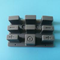 导电硅胶按键加工 遥控器防水按键 电子配件开关面板按钮