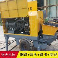 热卖二次构造浇筑专用泵 乐众二次构造泵 细石混凝土输送泵