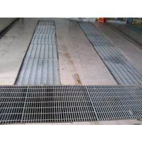 孝感热镀锌排水沟盖板 齿型防滑钢格板 污水处理厂专用沟盖板 厂家直销