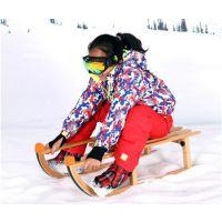 东北雪地娱乐用品批发雪圈雪橇车