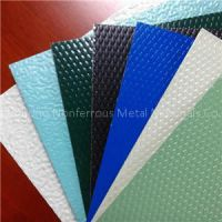 Coloured Embossed Aluminium Coils For Nigeria Roofing Sheet