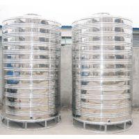 迈达斯太阳能保温水箱 太阳能工程中央不锈钢水箱可定制