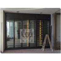 香港专业供应定制高端不锈钢恒温酒柜
