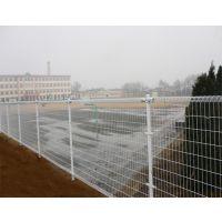 双圈防护网 小区护栏网 园林防护网