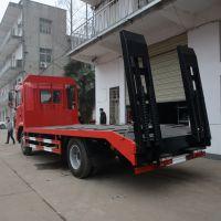 批发江淮格尔发3.0L大马力单桥的挖机拖车大马力平板运输车