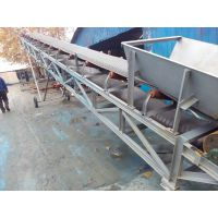 辽宁输送机厂家制作 皮带机 物流输送机 不锈钢皮带机六九重工
