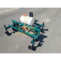 适应各种作物 覆膜喷药机 两用机 50马力以下的拖拉机带的