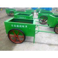 人力手推环卫清洁保洁垃圾车品牌厂家