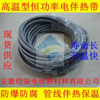 RDP2-J4电伴热带高温电热带屏蔽加热带防爆加强伴热电缆防腐管线