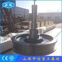 锻造企业专业定制 现货供应大型70#钢车轮组 品质保证