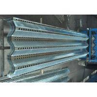 若胜单峰方型冲孔网 镀锌板冲孔网 高速公路防风网厂
