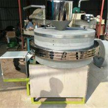 热销宏瑞定制加工全自动石磨面粉机设备 五谷杂粮磨粉机 小麦磨面机