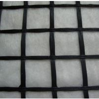 厂家直销玻纤格栅复合土工布 量多优惠 山东万德富 18954880555