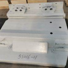 井下开采刮板输送机槽子123SJF12右偏转槽 //中部槽//凸槽
