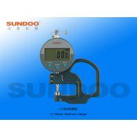 温州山度LP-D1030数显百分测厚仪 测厚计价格生产