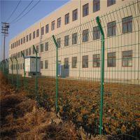 营口围院折弯围栏网—营口围山双边丝围栏网 低碳钢丝