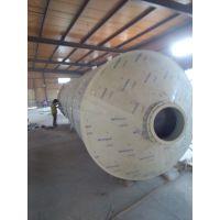 加工PP尾气喷淋塔 聚丙烯材料净化设备 食品加工厂填料净化塔