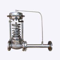 ZZYP整体不锈钢自力式压力调节阀