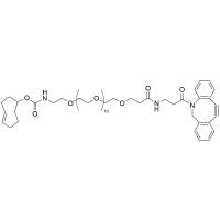 超纯、高纯TCO-PEG12-DBCO,环辛烯-PEG12-二苯基环辛炔