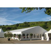 厂家定做25米跨度篷房 海南岛海边铝合金篷房