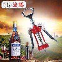 8802波腾牌 厂家热销 高端喷漆式红酒开瓶器 多功能葡萄酒红酒开瓶器
