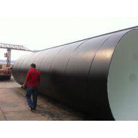 输水管道用国标螺旋钢管/3PE防腐国标螺旋管/自来水输送3PE螺旋焊管