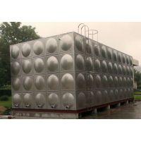 聊城不锈钢消防水箱BDF地埋式水箱圆形水箱方形水箱厂家定制