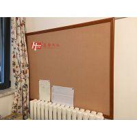 肇庆软木板供应Z花都进口高密度软木板H订照片墙软木