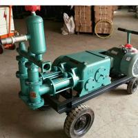 济宁硕阳机械BW70/8卧式双缸砂浆泵生产厂家