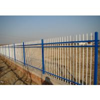 河南厂家供应锌钢围墙护栏 工厂小区铁艺围栏 学校单位铸铁隔离护栏