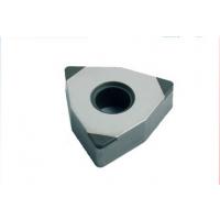 数控车床加工40cr材料用什么刀头好-高硬度CBN刀片型号TNGA1604 WNGA0804