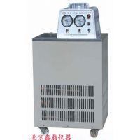 DLSZ-III低温冷却循环水真空泵 鑫骉循环水真空泵抽气量5*10L