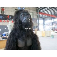 仿真动物服装道具|黑猩猩表演衣服厂家