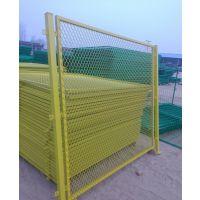 中泰网业喷塑/浸塑小区、公路钢板网护栏/隔离网