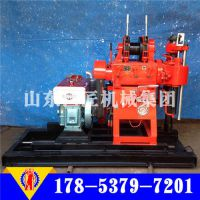 200米水井钻机XY-200型号打井机图片视频 山东华巨生产厂家