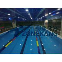 合肥市大型钢结构泳池设计安装/拆装式泳池广州纵康