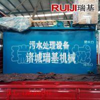 瑞基喷漆涂装废水处理设备厂家直销品质保证