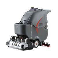 绿漆车间的重庆洗地机GM65RBT/高美手推式全自动洗地机