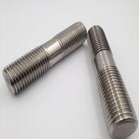 螺柱 304 厂家 双头螺栓双头螺栓全牙 半牙耐酸碱不生锈