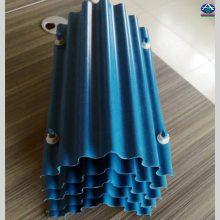 电厂多波收水器 175-50型除水器 除水效果好PVC材质 河北华强