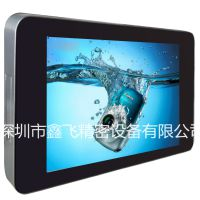 鑫飞智显xf-432L 32寸电容式壁挂式触摸屏高清液晶广告机播放器专业定制