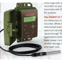蝙蝠超声波监测及声音分析系统