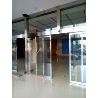 陕西玻璃感应自动门安装施工